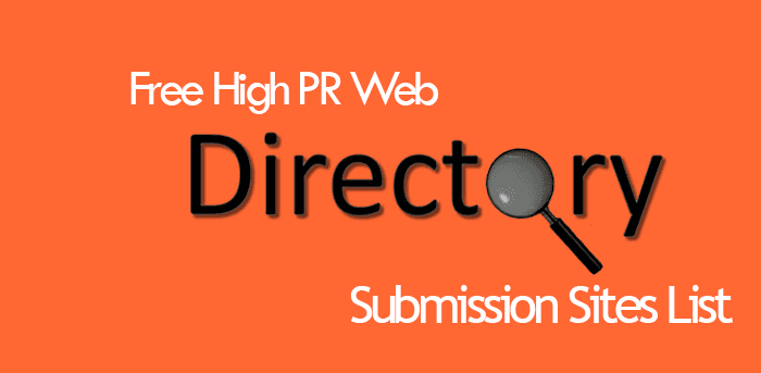Top High PR Dofollow Directory Submission Sites List USA
