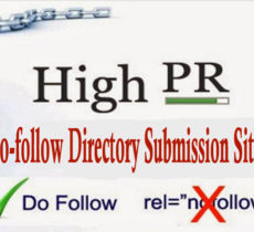 Directory Submission Websites List With High Domain Authority