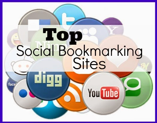 Top Social Bookmarking Sites List USA