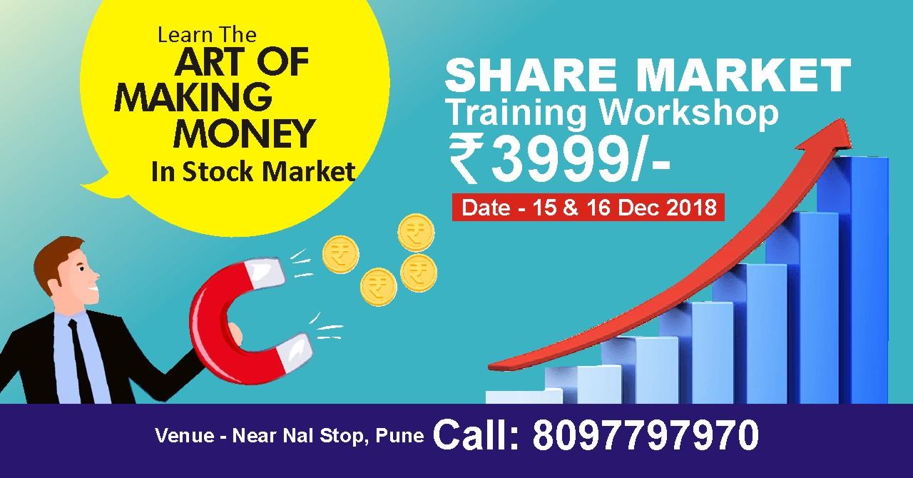 Share Market Workshop In Pune