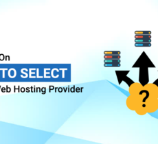 A Guide On How To Select A Best Web Hosting Provider