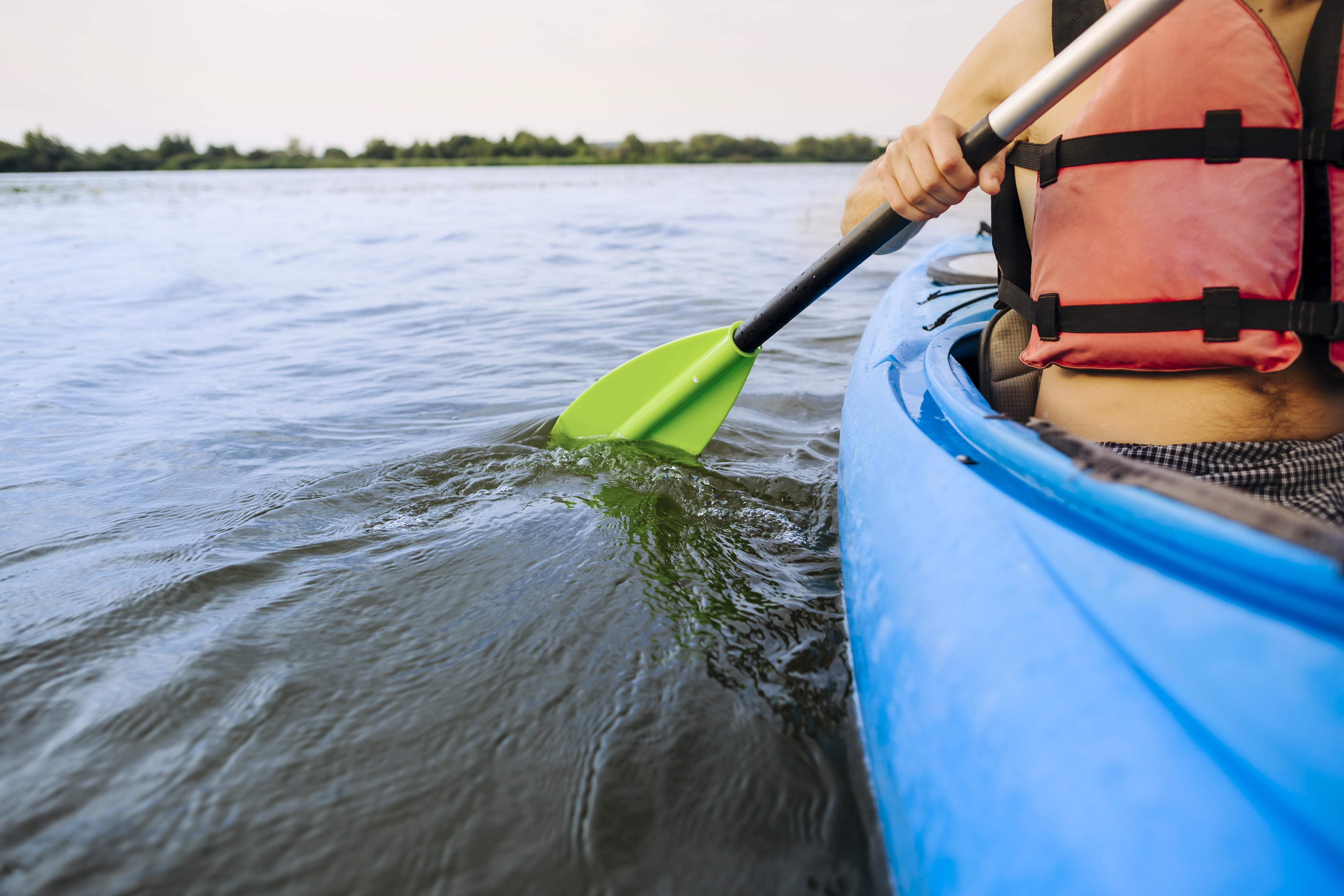 kayaking in pune