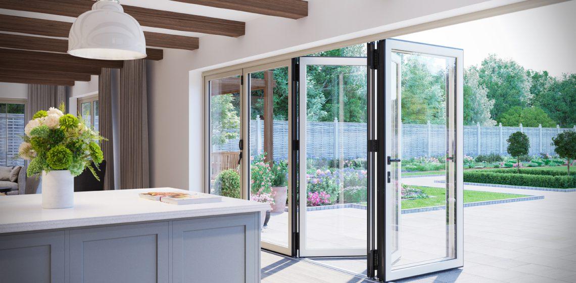 Designed Bi-Fold Doors