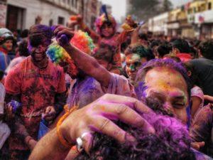 holi celebrations in 2019