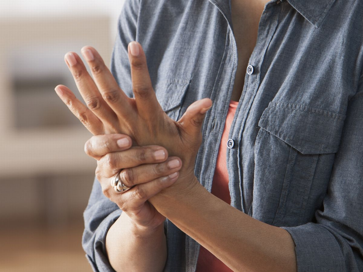 Persons with arthritis
