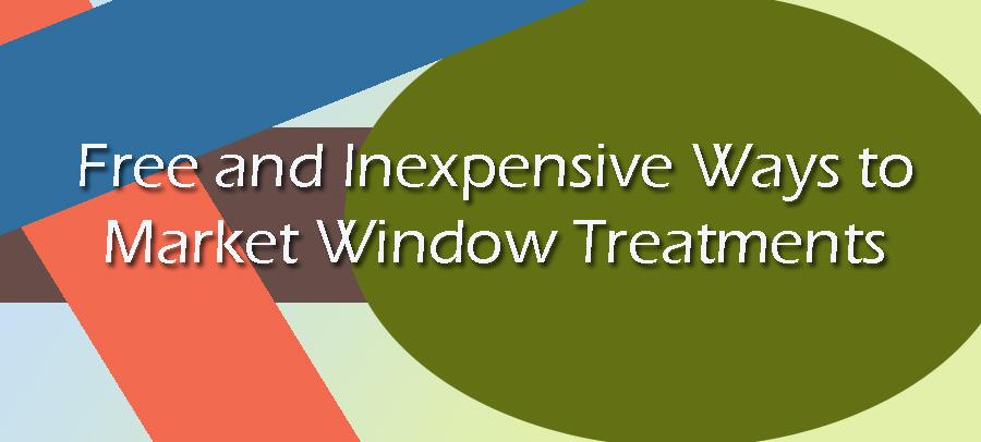 market window treatments